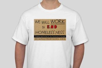 Pre-Order Your T-Shirt By submitting $30 tax-deductible donation today!